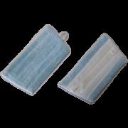 Microfibermoppe til tavler og borde 30 cm.