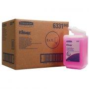 Kimcare 6331 håndsæbe med farve og parfume 6x1L.