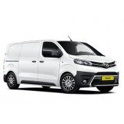 Toyota PROACE Van Comfort Master med vaskeanlæg