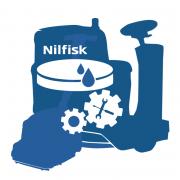 Reservedele til Nilfisk gulvvaskere