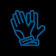 Handsker og beklædning