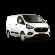 Ford Transit Custom 2.0 TDCi 130 HK Van med Højtryksanlæg