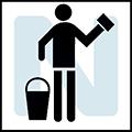 Manuel rengøring